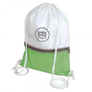 PE bicolor rucksack 210T