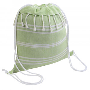 CStripped backpack