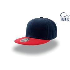 Navy/piros