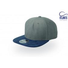 Szürke/navy kék